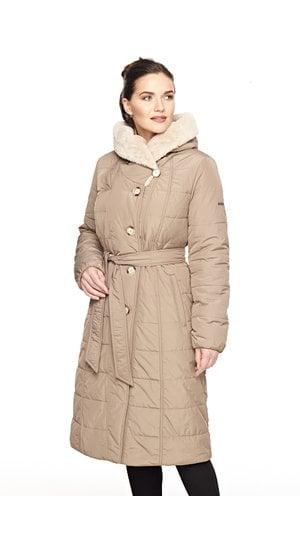 Пальто nBloom Регина купить в интернет-магазине — Rusia